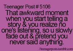 I do this a lot