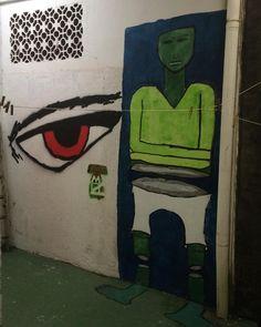 Os dois grafites do Tiago, 13 anos  #cursododaltoncrianças