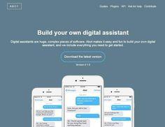 Abot, marco de desarrollo de código abierto para la creación de asistentes digitales - Contenido seleccionado con la ayuda de http://r4s.to/r4s