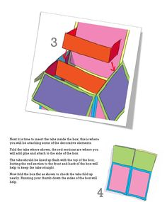 #ClippedOnIssuu from Pop up box card tutorial