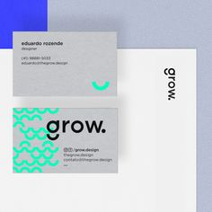 """Check out this @Behance project: """"studio grow."""" https://www.behance.net/gallery/45226723/studio-grow"""