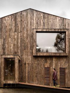 tunquen house ~ dx arquitectos