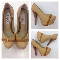 #shoes #calzado #zapatos #woman #Mujer #latina #fashion #moda #model #brown #caqui #tacones #pretty #goodlooking #cute #instamoment #instaphoto #bucaramanga #cccuartaetapa Lula Tercer piso