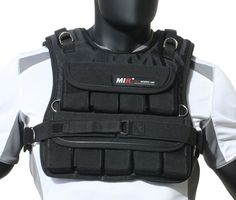 MiR Short Weighted Vests - CrossFit - Rogue Fitness