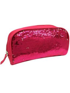 $8.50 Fuchsia Magic Sequin Stuff Case