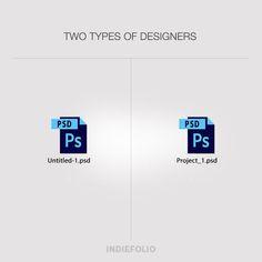 Playing the name game. #twotypesofdesigners #designers #peoplewhodesign