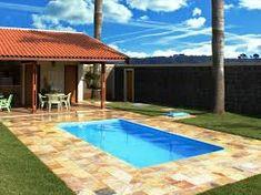 Resultado de imagem para piscinas alvenaria alta