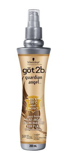 heat protectant got2b guardian angel...