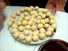 Receita de Trufa de Coco - cucinadijuliana