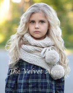 Knitting Pattern Pinion Shawl toddler child teen adult