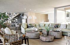Portfolio of Homes * Cécile and Boyd Family Room Decorating, Interior Decorating, Interior, Apartment Design, Home, African Interior Design, Neutral Interiors, Interior Design, Furnishings
