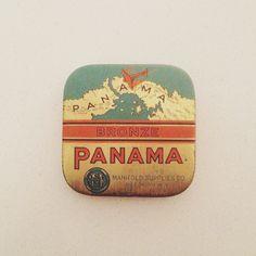 Bronze Panama typewriter ribbon