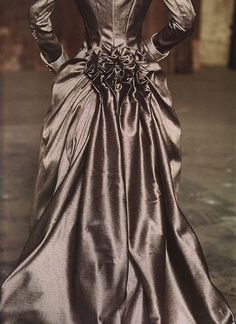 Mina's Bustle - Dracula