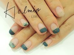 nail snap | 古場 聡子 | 1 OCT. 2014 | LIM | LESS IS MORE