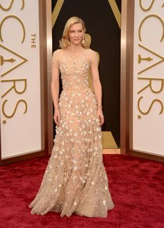 Academy Awards Best Dressed: Cate Blanchett