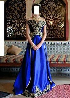 so elegant Indian Dresses, Indian Outfits, Oriental Dress, Arabic Dress, Evening Dresses, Prom Dresses, Kaftan Tops, Moroccan Caftan, Cosplay Outfits