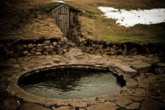 1000 Year Old geothermal pool - This is in Reykholt, Iceland! This geothermal pool belonged to Snorri Sturluson. Snorri was one of the most powerful and respected men in Iceland during his lifetime from 1179 to 1241. Copyright Sigurður Gilbertsson