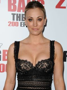 Kaley Cuoco Exposes Her Bare Breast on Snapchat: See the NSFW Pic