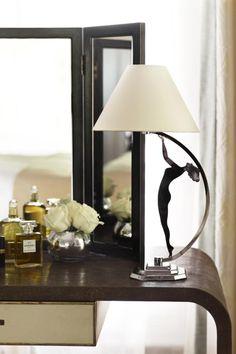 Vollendet in Geschmack und Design: ein Detail aus einem der Zimmer.