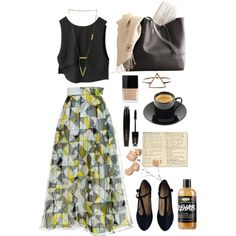 """""""Untitled #293"""" by the59thstreetbridge on Polyvore"""