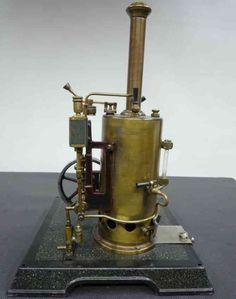 Märklin Steam-Toys-Vertical-Steam-Engine