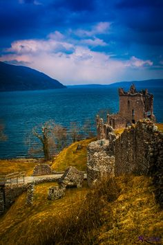 Loch Ness,Scotland - never saw Nessie but loved looking for her!