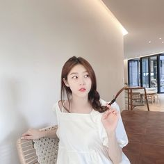 Young Actresses, Korean Celebrities, Yg Entertainment, Kdrama, My Girl, Most Beautiful, Flower Girl Dresses, Wedding Dresses, Beauty
