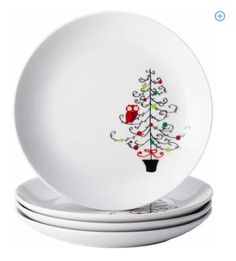 Rachael Ray Set of 4 Dessert Plates On Clearance for ONLY $8.86 + FREE Store Pickup!
