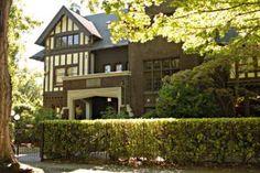 Shafer Baillie Mansion -Seattle WA| WBBG