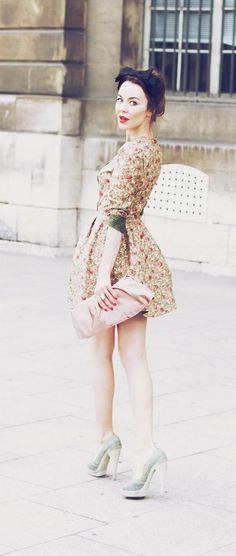 Simply Cute | Ulyana Sergeenko