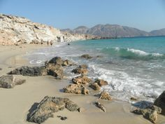 Kasos is the southernmost island belonging to the Dodecanese island group. It lies east of Crete in the Aegean Sea, and is part of the Karpathos region. Beach Hotels, Greece Travel, Crete, Greek Islands, Homeland, Touring, Beautiful Places, In This Moment, Sea