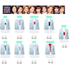 6TWICE Mina & Tzuyu & Jungyeon & Nayeon & Jihyo & Sana & Dahyun & Momo & Chaeyeon