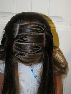 easy girl hairstyles | Girl Hairstyles