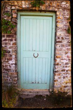 """Lucky Door"" at Marley Park in Rathfarnham - Dublin, Ireland"