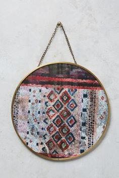Medina Painted Mirror | Anthropologie