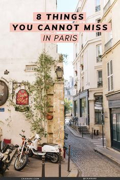 Planning a trip to Paris and wondering what to do? I have narrowed down my Paris itinerary to 8 things you absolutely cannot miss! The best non-cliche, off-the-beaten-path Paris things to see, do, eat, and drink - a must on all Paris itineraries. Paris Tips, Paris Travel Tips, Europe Travel Tips, Italy Travel, Paris Paris, Paris France, Paris Itinerary, France Photos, Ultimate Travel