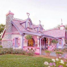 Real life polly pocket house