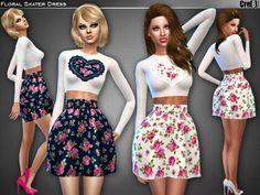 Sims 4 CC's - The Best: Clothing by Cre8Sims