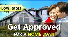 get approved for a loan,