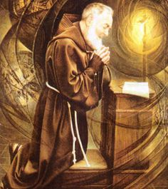 A Prayer of St. Padre Pio After Communion