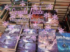 """Novità su Booklosophy, c'è la rubrica """"Speciale Natale"""" con tanti articoli a tema per questo particolare periodo... Gustatevi il primo articolo, su Harry Potter!!! Qui---> www.booklosophy.com"""