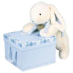Baby Plush bunny Lapin Bonbon by Doudou & Compagnie