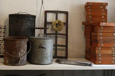 Antiques & Junk Style