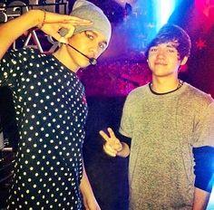 Austin and Alex