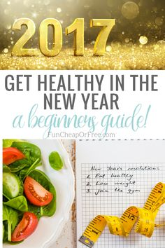Getting Healthy In The New Year: A Beginner's Guide - Fun Cheap or Free
