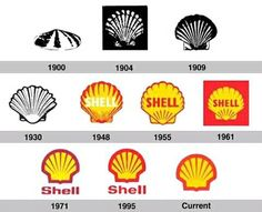 Largest Energy Companies Powering the Globe Corporate Storytelling, Shell Oil Company, Royal Dutch Shell, Wheel Logo, Energy Companies, Graphic Design Inspiration, Best Brand, Logo Branding, Brand Identity