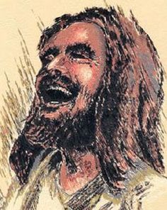 Jesus Christ my Lord and Savior. I love this depiction of Christ. I love knowing that He takes joy in my life, my praise and my triumphs! Jesus Face, My Jesus, Jesus Today, Jesus Laughing, Laughing Jesus Picture, Jesus Smiling, Jesus Painting, A Course In Miracles, Jesus Pictures