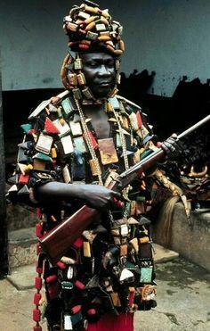 Asante war chief