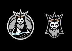 Bay Area Kings logo on Behance