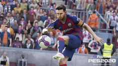 Pro Evolution Soccer 2020 Demo for PC has been announced, also for PlayStation 4 and Xbox. The demo contains few unlocked features such as Master League and 14 teams which includes Barcelona and Arsenal. Arsenal Football Club, Arsenal Fc, Manchester United, Pro Evolution Soccer, Camp Nou, Generation Game, Lionel Messi Wallpapers, Barcelona Team, New Mode